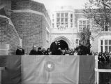 Dedication of Kerckhoff Hall, U.C.L.A., view 3