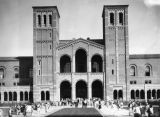 Royce Hall, U.C.L.A. campus, view 6