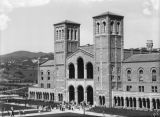 Royce Hall, U.C.L.A. campus, view 7