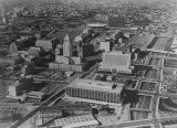 Civic Center aerial view