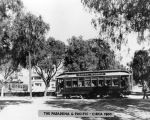 Pasadena and Pacific electric car