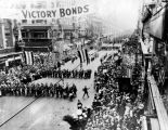 Victory bonds parade