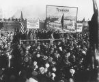 Firestone, ground breaking ceremonies