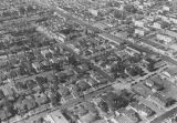 Beverly and Normandie, aerial view