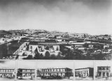 Early view of Los Angeles