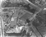 J.A. Bauer Pottery Company, aerial view