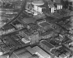 Maier Brewing Co., aerial view