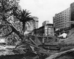 Bulldozing Pershing Square
