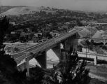 North Figueroa Street bridge