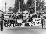 Chicano Moratorium march