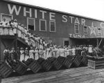 White Star tuna cannery workers