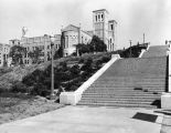 Royce Hall from Janss Steps