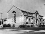 San Pedro Branch Library