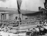 San Quentin Prison boxing match