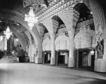 Interior lobby, Pantages Theatre