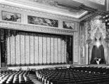 Interior curtain, Pantages Theatre
