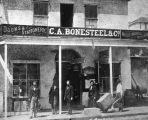 C.A. Bonesteel and Co. bookstore and stationery