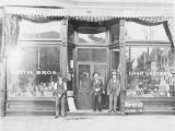 Smith Bros. grocery storefront
