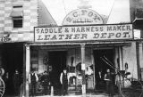 Samuel C. Foy saddlery shop
