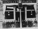 Ville de Paris, dry goods