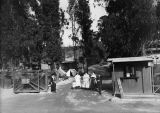 L.A. municipal auto camp in Elysian Park