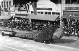 Glendale's Peacock parade float