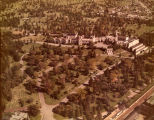 Forest Lawn aerial view