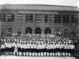 Glendale Union High School, group picture