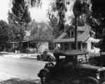 Lincoln School Street, Pasadena