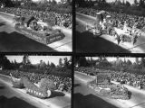 1935 Tournament of Roses Parade floats