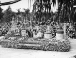 1939 Tournament of Roses Parade float