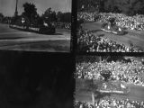 1929 Tournament of Roses, views 1-3
