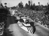1947 Tournament of Roses Parade floats