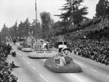 1949 Tournament of Roses Parade float