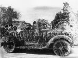 1924 Rose Parade float