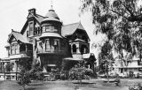 Charles Capen residence, West Adams