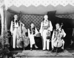 Gypsy Ensemble musicians