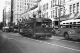 Street cars on Hill street
