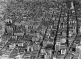 Aerial view of Downtown Los Angeles, 1930