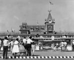 Disneyland's Main St. Station