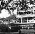 Riverboat ride at Disneyland