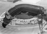 Construction of Angel Stadium