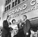 Resolution presented to Grand Central Market