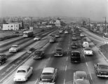 Harbor Freeway, early view