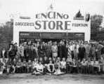 Encino Post office dedication