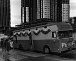 LAPL Bookmobile and the Bonaventure Hotel