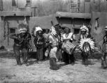 Native Americans at 1928 Exposition