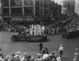 Parade at Pacific Southwest Exposition