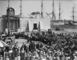 Pacific Southwest Exposition ceremonies