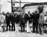 Officials of the 1928 Pacific Southwest Exposition